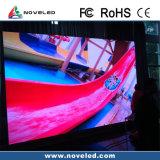 P3.91 HD de pantalla LED de interior para la etapa