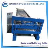 Feuille de métal ondulé le panneau de toiture faisant rouler formant la machine