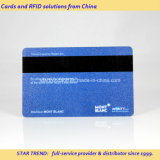 Car Watch를 위한 Magnetic Stripe Four Color Print를 가진 플라스틱 Card