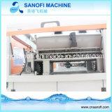 Machine de soufflement de bouteille automatique de 4 cavités pour la bouteille de boisson d'animal familier