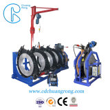 Empalme de HDPE Fusion Máquina de soldadura para el adaptador de tubería