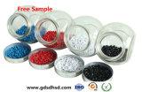 PP или PE пластиковый белый/красный/черный/синий цвет CaCO3 Masterbatch наливной горловины топливного бака