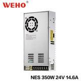 Bloc d'alimentation de C.C à C.A. de la série 350W 15A 24V de Weho Nes