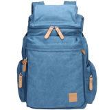 De Cuero auténtico personalizada Bolsa deporte Bolsa de viaje equipaje carácter Mens Duffle Backpack