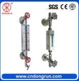 Mètre de niveau liquide de tube de verre du quartz Uhc-99