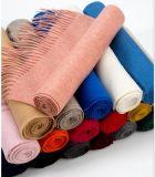 カシミヤ織のスカーフのショール、秋および冬の女性円形の首、純粋なウールのスカーフ、暖かいスカーフ