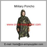 ポンチョ軍軍隊のレインコート軍隊のRainwear軍隊はポンチョをポンチョごまかす