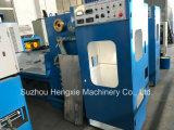 El precio bajo 18dwt multa el alambre de cobre que hace la máquina con Annealer en línea