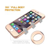 Telefon-Zubehör-Handy-Deckel für iPhone 7 Rechtssache 360 Grad-volles schützendes
