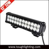 7200lm Combo Beams Road 밴 Camper Wagon ATV Awd SUV 4WD 4X4 Pickup Offroad 떨어져 Jeep를 위한 12 72W LED Light Bar Waterproof