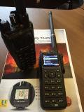 Transmisor-receptor Handheld militar, radio portable militar táctica en el VHF inferior