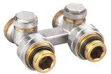 Подложных латунные H клапан с помощью классического типа рабочего оборудования для установки радиатора