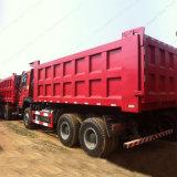 Sinotruk camiones HOWO 6X4 30t Volquete Camión volquete