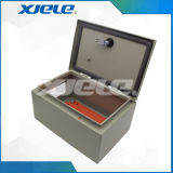 Коробка доски панели автомата защити цепи металла MCB электрическая