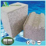 Leve o isolamento de EPS para economia de energia do painel de parede composto de fibra de cimento