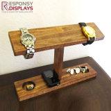 Мода и экономия пространства ювелирные украшения и часы изделия из дерева подставка для дисплея