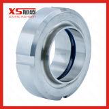 El adaptador de tubería sanitaria de acero inoxidable SS316L DIN11850 Europea