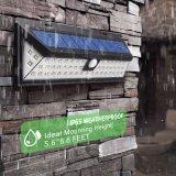 Luz solar impermeable de la pared de 5W LED con el sensor solar