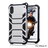 Luxe Combo Shorlproof 2en1 TPU+PC Étui pour iPhone x