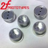 Fornitore veloce professionista del prototipo del metallo di Al per i pezzi meccanici CNC