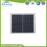 20W PV 재생 가능 에너지 힘 많은 태양 모듈 태양 전지판