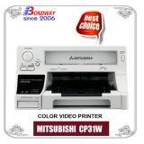 Ultrasonido Doppler 4D Video Impresora, Mitsubishi CP31W, el color de la Impresora Térmica de Vídeo Digital máquina de ultrasonido Doppler Color