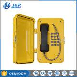 Al aire libre VoIP/SIP Teléfonos de emergencia, el túnel el teléfono, GSM/3G carreteras Sos Teléfono