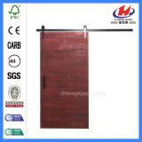 Puerta de granero de madera interior de la polea del tapón del hardware de los corchetes