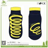 Anti peúgas personalizadas do salto do tornozelo das peúgas do Trampoline do enxerto