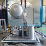 Macchina in linea di pulizia di coalescenza di vuoto dell'olio della turbina