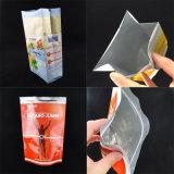 Мешок упаковки ек фисташки запечатывания качества еды 8 бортовой пластичный