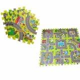 preço de fábrica Piscina Multicolor Soft EVA tapetes do piso
