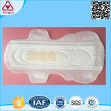 安い価格OEMの銘柄の綿の生理用ナプキンは日夜使用する