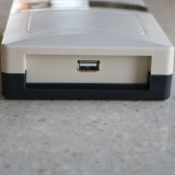 De UHFLezer RFID van de Desktop USB met Sdk, de Software van de Manifestatie, het Handboek van de Gebruiker en BronCode
