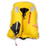 ベストを浮かべる携帯用膨脹可能な救命胴衣