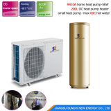 -30C casa de inverno aquecimento10kw/15kw/20kw/25kw manter quarto 28degreec salmoura fonte de água portátil, bombas de calor