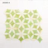 Mosaico di vetro macchiato delle mattonelle del reticolo di arte per la decorazione domestica
