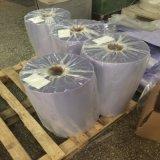 Film tubulaire de rétrécissement de la chaleur de PVC pour l'empaquetage de peau