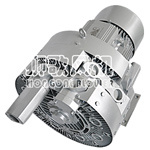 보조 플라스틱 기계장치 안정성 고용량 측 채널 전기 송풍기