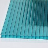 Sgs-anerkanntes schützendes zellulares Polycarbonat PC Höhlung-UVblatt