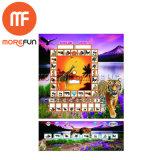 De houten Muntstuk In werking gestelde Gokautomaat van Mario voor 1 Speler