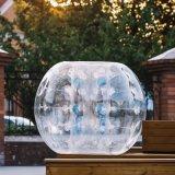 Burbuja de parachoques del balompié del PVC de Zorb el 1.5m/4.92FT de la carrocería inflable de los cabritos y de los adultos