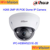 Dome Starlight Dahua Poe no interior da câmara IP HD 2MP Ipc-Hdbw5231e-Ze
