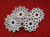 A resistência ao desgaste mulita placa cerâmica
