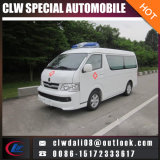 De Auto van de Noodsituatie van de Auto van de Ziekenwagen van China voor Geduldig Vervoer