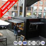 Caffetteria mobile del container di basso costo della Cina