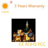 Buen precio 5W colorido proyector LED de 3 años de garantía