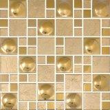 Foshan Ktichen en de Ontwerpen van de Tegels van het Mozaïek van het Glas van de Vloer van de Badkamers