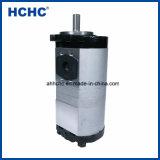 China-hydraulische doppelte Zahnradpumpe Cbhlb für Hydraulikanlage