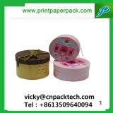Caja de embalaje personalizado para la Flor de caramelos de vino / / / / té Perfume tubo sombrero redondo Caja de regalo